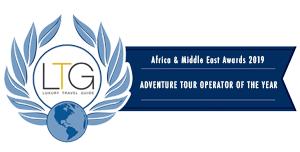 WORLD TRAVEL AWARDS WINNER 2019 Adventure Tour Operator of the Year